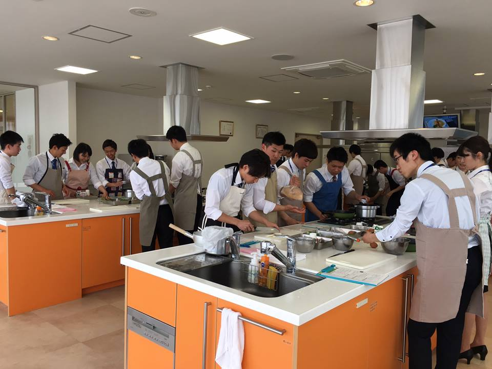 1. 料理教室